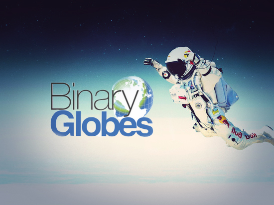 BinaryGlobes