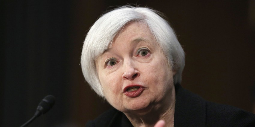 Fed Chair Nominee Janet Yellen Testifies At Senate Confirmation Hearing