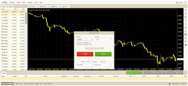 торговля web trader