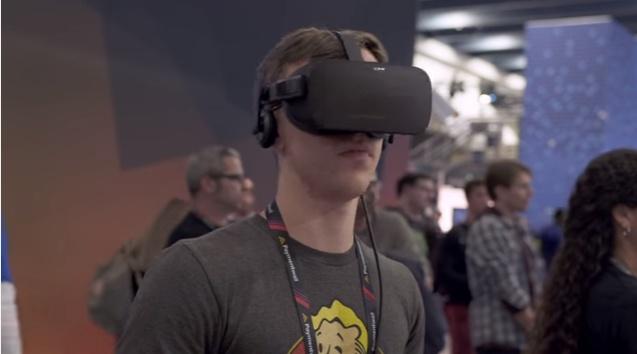 виртуальная реальность oculus vr